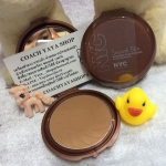 **พร้อมส่ง+ ลด 50% ** NYC Smooth Skin Bronzing Face Powder, Sunny 720A