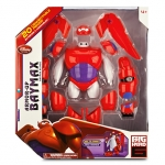 z Baymax Armor-Up Action Figure - Big Hero 6 - 8''