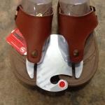 รองเท้า Fitflob Trakk for men Brown สีน้ำตาล No.FF141