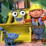 Bob The Builder แบบสองภาษา พากย์ไทยและอังกฤษ ซับไทยและอังกฤษ ทั้งหมด 11 แผ่น