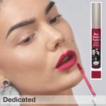 **พร้อมส่งค่ะ**The Balm Meet Matte Hughes Long Lasting Liquid Lipstick สี Dedicated