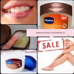 **พร้อมส่ง+ลด 50%**Vaseline lip Therapy Cocoa Butter lips 7g.