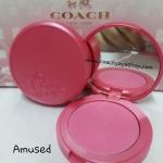 **พร้อมส่ง +ลด 30%**: Tarte Amazonian Clay 12-hour blush Amused (warm peach)