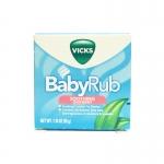 Vicks BabyRub วิคส์ ขนาด 50 กรัม