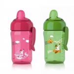 Avent ถ้วยหัดดื่มลายกระต่ายเอเวนท์ 12 ออนซ์ หรือ 340 มล. สำหรับเด็ก 18 เดือนขึ้นไป BPA free