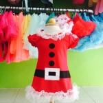 ชุดซานต้าเด็ก ชุดแซนตี้เด็ก