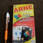 Arae total card game