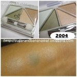 **พร้อมส่งค่ะ+ลด 50% ** E.L.F Brightening Eye Color Nouveau Neutrals 2004