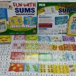 สนุกกับผลลัพธ์(Fun with Sums) Multiple การคูณเลข