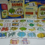 สนุกกับผลลัพธ์(Fun with Sums) การบวกเลข