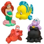 zAriel Bath Toys for Baby