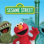 123 Sesame Street Vol.1-4 ชุด 4 DVD [Soundtrack]เสียงอังกฤษ - ซับไทย