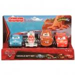 z Fisher Price Disney Cars Vehicle Gift Set.