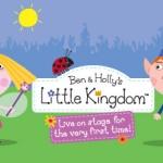 DVD:Ben and Holly's Little Kingdon 1 ชุด 6 แผ่น (Language: Eng) = 180 บาท