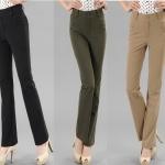 (Pre-Order) กางเกงแฟชั่นสไตล์เกาหลีปี 2014 กางเกงทำงาน กางเกงลำลอง เอวสูง ทรงดินสอ ราคาพิเศษถึงวัน 12 ม.ค. 57