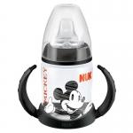 ถ้วยหัดดื่ม NUK ลาย Mickey & Minnie First Choice 150ml Learner Cup