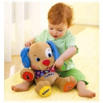 Fisher Price เจ้าตูบ tummy ตุ๊กตาเจ้าตูบ Tummy Laugh & Learn Learning Puppy