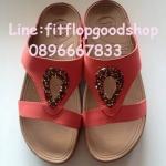 รองเท้า Fitflob Rochich สีแดง No.FF727