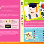 DVD Baby Brain Workout Flashcards Level 1-3 (3-Disc) ราคา 75 บาท