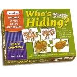 ใครซ่อนอยู่กันนะ (Who's Hiding?)