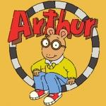 Arthur การ์ตูน PBS พากษ์ Eng ไม่มีซับ 2 แผ่น