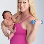 การลดน้ำหนักหลังจากการตั้งครรภ์ (ต่อ)