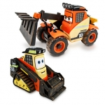 Talking Pinecone and Drip Vehicles - Planes Fire & Rescue
