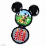 Mickey mouse toy cell phone (พร้อมส่ง)
