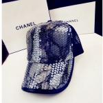 (Pre-order) หมวกเบสบอล ปักดิ้นเงิน แบบเท่ ๆ งานฝีมือระดับ Luxury