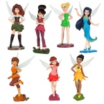 z Disney Fairies Figure Play Set - The Pirate Fairy