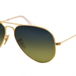 RB3025 001/76 | Ray-Ban AVIATOR LARGE METAL Polarized (โพลาไรซ์)