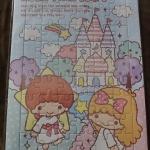 จิ๊กซอว์ 54 ชิ้น Little Twin Stars