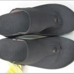 รองเท้า Fitflob Trakk for men Black สีดำ No.FF140