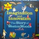 Weston Woods Story book ทั้งเซต 8 แผ่น ราคา 200 บาท