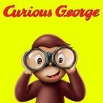 Curious George DVD จ๋อจอร์จจุ้นระเบิด ชุด 6 แผ่น (Lang: Eng, Thai บางตอน)