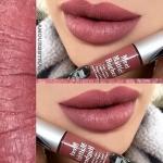**พร้อมส่งค่ะ**The Balm Meet Matte Hughes Long Lasting Liquid Lipstick สี Sincere