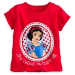 z Snow White Tee for Baby