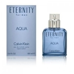 น้ำหอม CK Eternity Aqua For Men ขนาด 100ml กล่องซีล