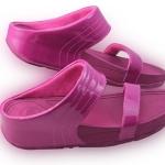 รองเท้า Fitflob Walkstar slide Purple  สีม่วงบานเย็น No.FF136