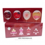 Nina Ricci Perfum Miniature Set 4 Piece