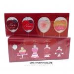 Nina Ricci Perfum Miniature Set 4 Piece