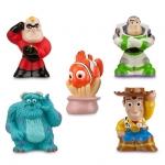 z Disney Pixar Squeeze Toy Set