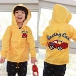 M01157_เสื้อ Jacket สีเหลือง