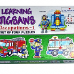 Learning Jigsaws Learning - Occupation 1