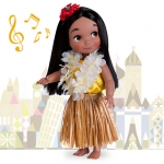 Z Disney ''it's a small world'' Hawaii Singing Doll - 16'' (พร้อมส่ง)
