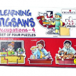 Learning Jigsaws Learning - Occupation 4
