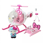z Hello Kitty Emergency Helicopter