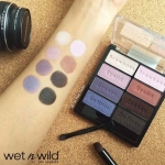 **พร้อมส่งค่ะ+ลด 50%** Wet n Wild Color Icon Eyeshadow Collection สี #736 Petal Pusher