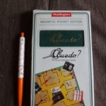 cluedo?magnetic pocket