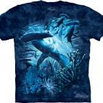 Pre.เสื้อยืดพิมพ์ลาย3D The Mountain T-shirt : Hammerhead